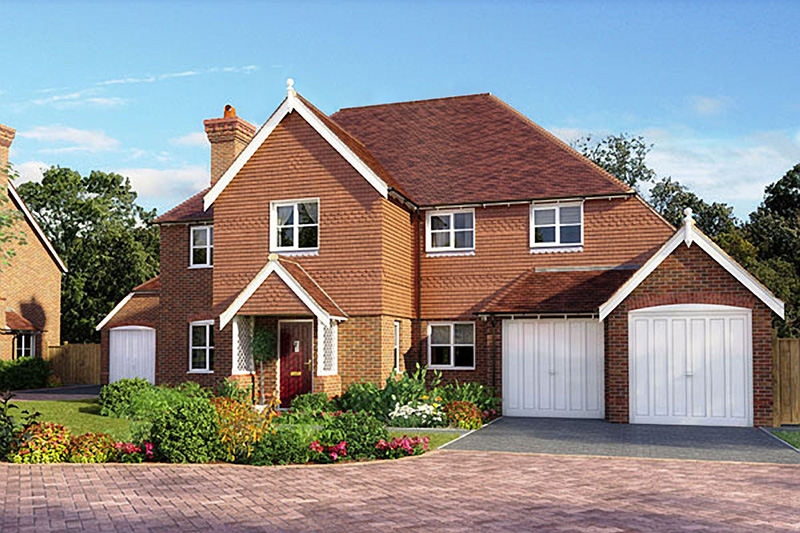 new builds Orpington