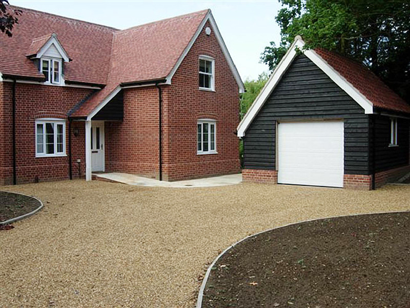 new builds Petts Wood