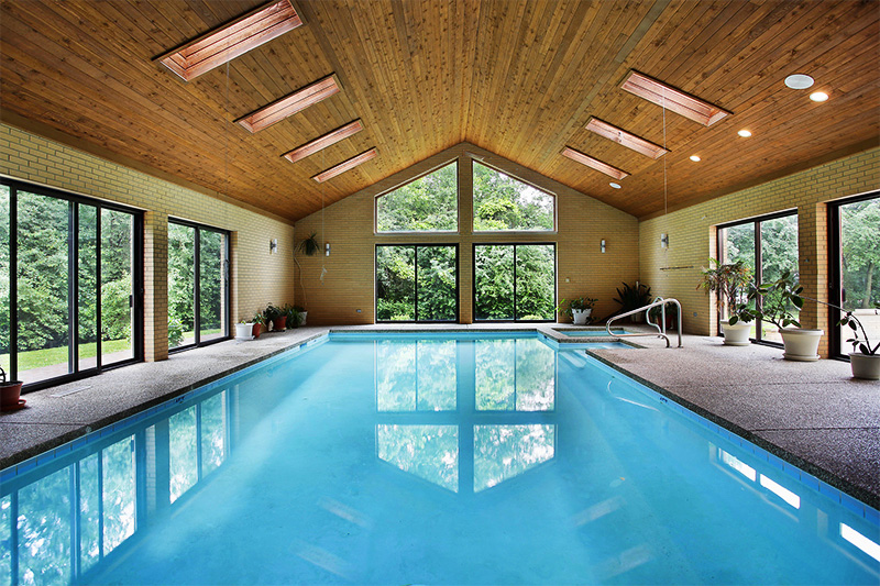 swimming pool builds Bromley