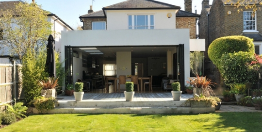 Home Extensions Bromley