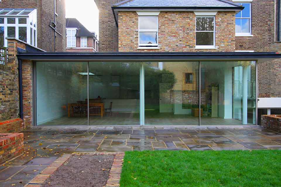 house extension Brickley