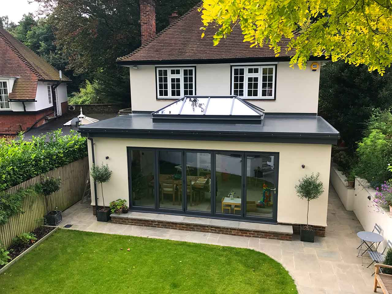 Home Extension 25