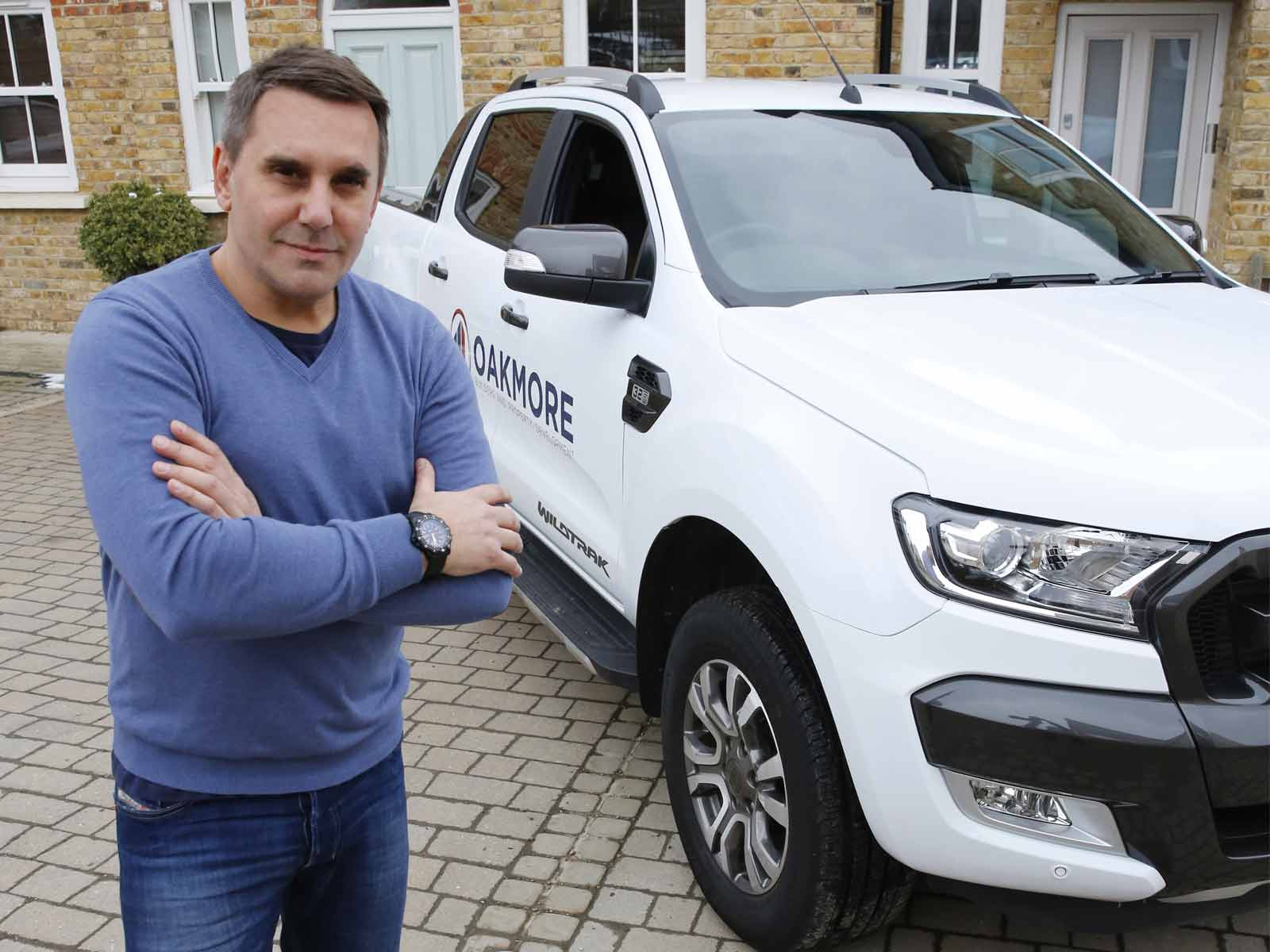Oakmore Builders Targets First £1M Turnover