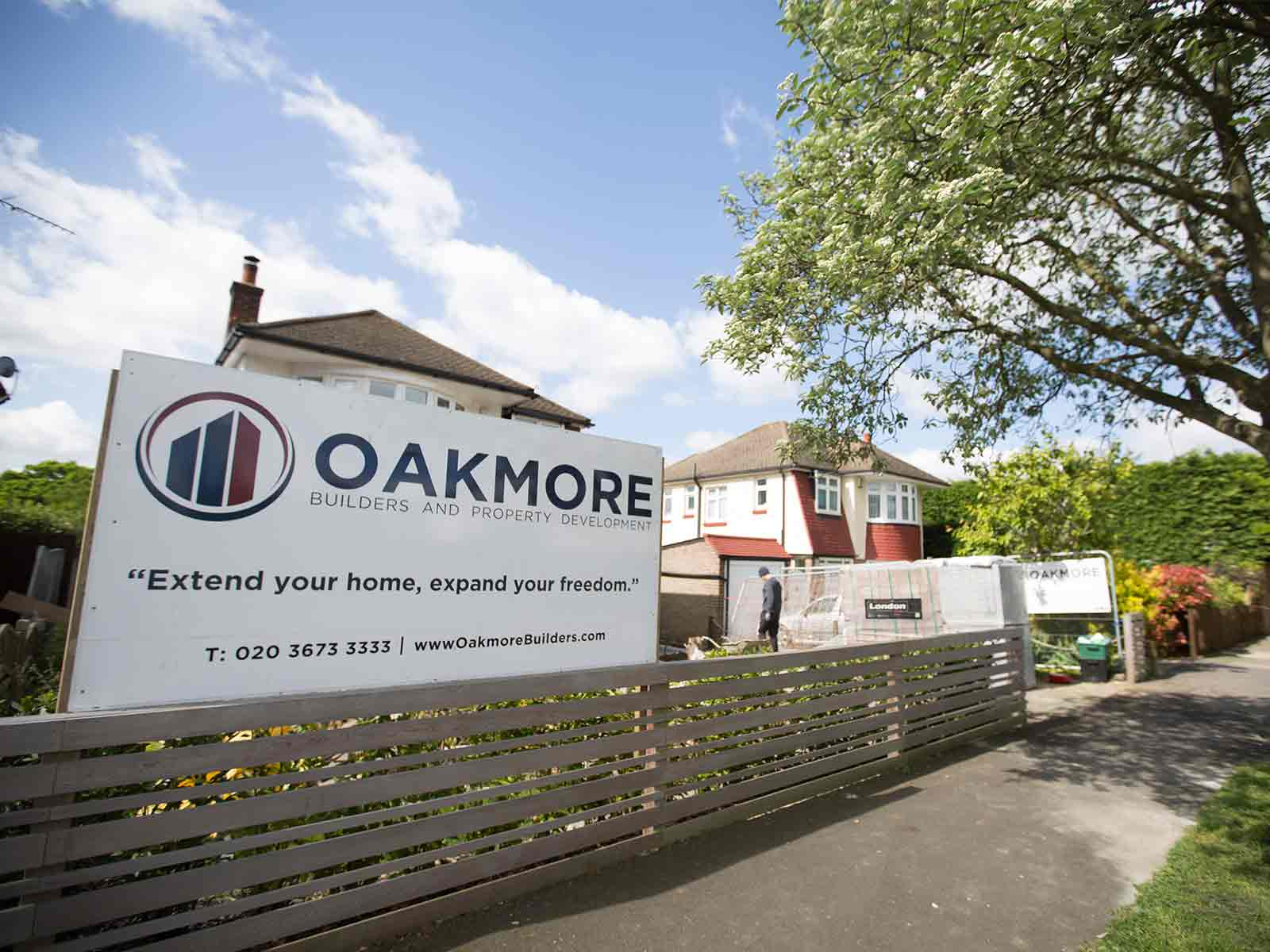 Oakmore Builders Ltd.