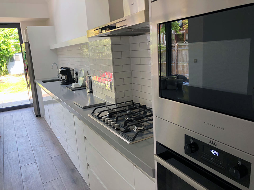 Single Storey Kitchen Extension Bromley